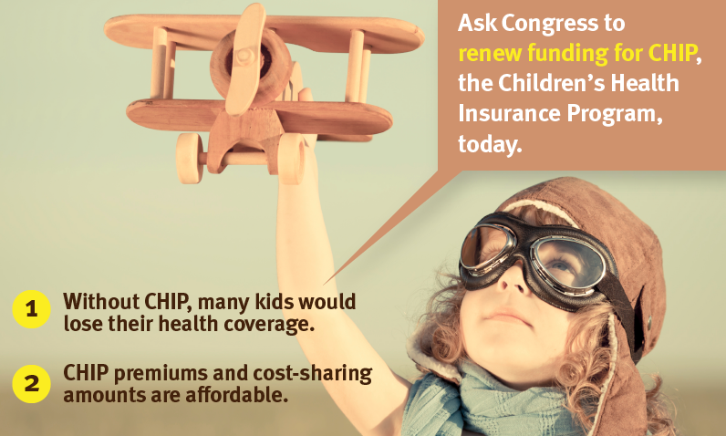 Infographic: FamiliesUSA – CHIP Funding