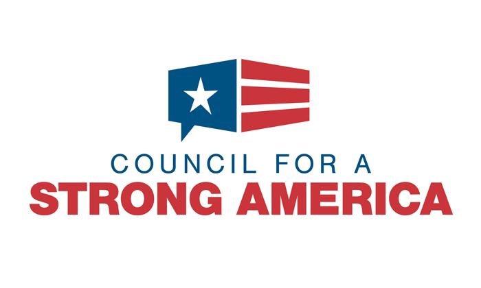 Logo: Council for a Strong America