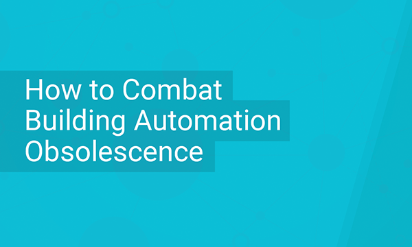 Marketing: Senseware – Combating building automation obsolescence ebook