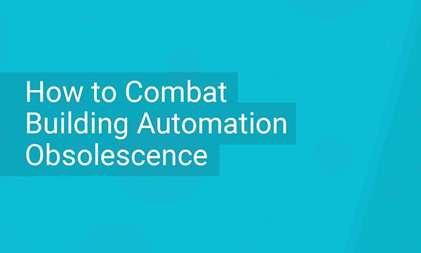 Publication: Senseware – Combating building automation obsolescence ebook