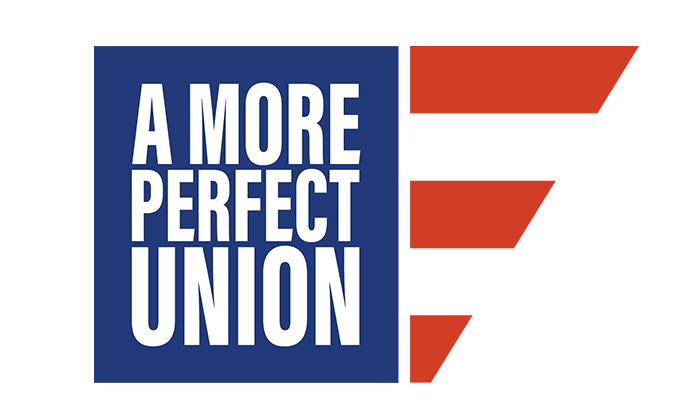 Logo: A More Perfect Union