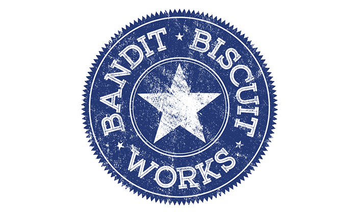 Logo: Bandit Biscuit Works