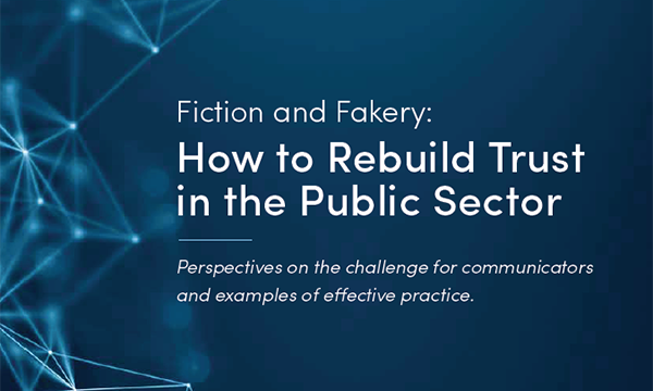 Report: Granicus – Rebuild Trust in the Public Sector