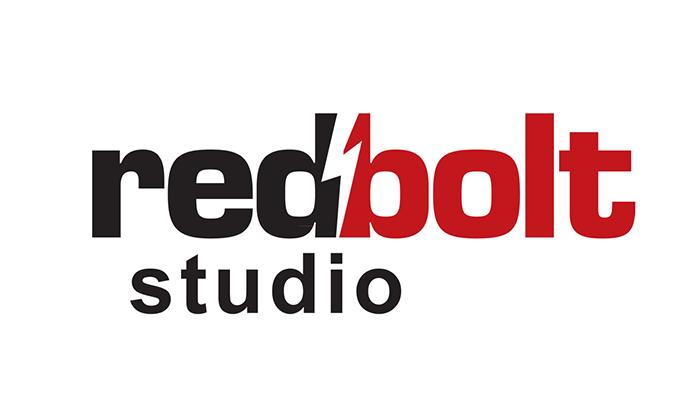 Logo: redbolt studio