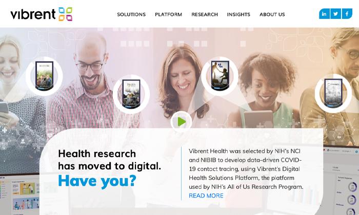 Website: Vibrent Health